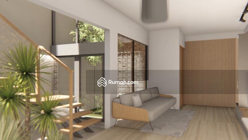 Dijual Rumah Baru Desain Modern Konsep Tropical di Singgasana Pradana #105212697