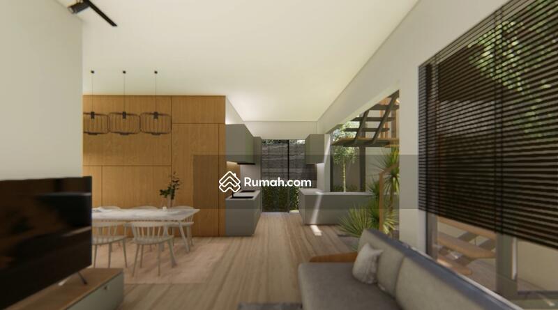 Dijual Rumah Baru Desain Modern Konsep Tropical di Singgasana Pradana #105212719