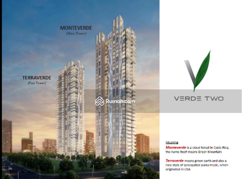 Dijual Cepat Apartemen De Verde 2 Luas 178m2 #105213469