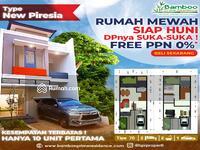 Dijual - Rumah Idaman Para Keluarga! Minimalis Elegan Free Ppn 10%