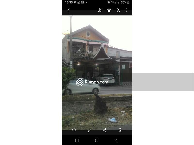 Rumah 2 Lantai plus Ruang Usaha #105218899