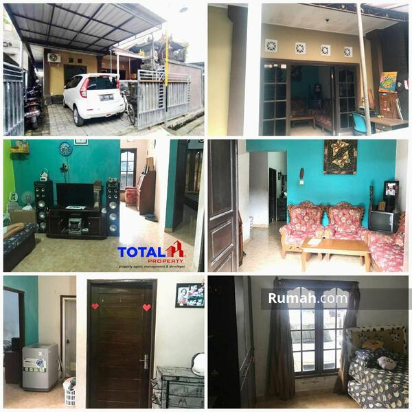 Rumah 3kamar tidur full furnish di antasura denpasar #105218979