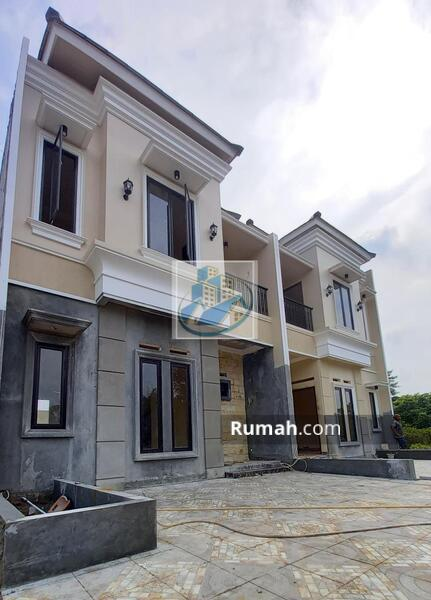 Rumah Baru 2 LT Mewah dan Classic Modern Nempel Dengan Alun - Alun Kota Depok #105219127
