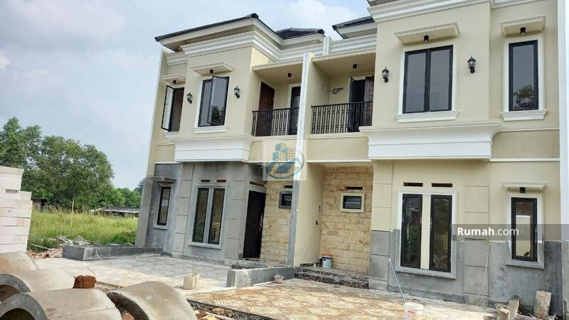 Rumah Baru 2 LT Mewah dan Classic Modern Nempel Dengan Alun - Alun Kota Depok #105219133