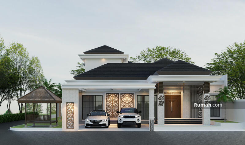 Dijual Rumah Mewah Design Roftoop di Soekarno Hatta #105220865