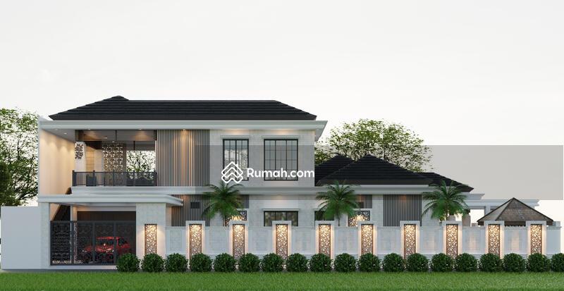 Dijual Rumah Mewah Design Roftoop di Soekarno Hatta #105220933