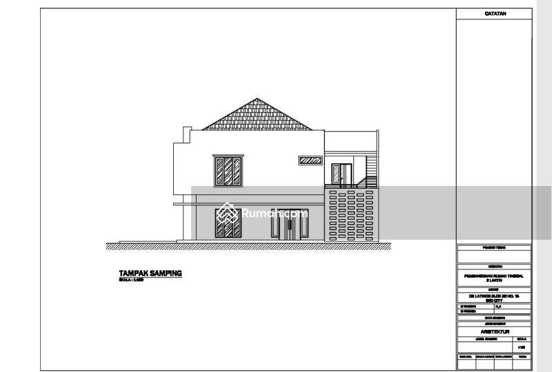 Rumah new Minimalis Modern di BSD Delatinos Cluster De Rio #105221281