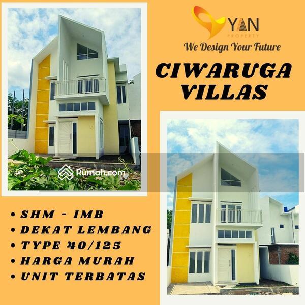 Dijual  rumah 2 lantai lokasi dkt wisata Lembang SHM IMB hny 300 jtn KHUSUS PEMBELIAN BULAN INI! #105222335