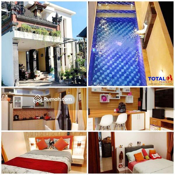 Jual rumah dengan pool ala villa di blahbatuh gianyar harga murah #105222255