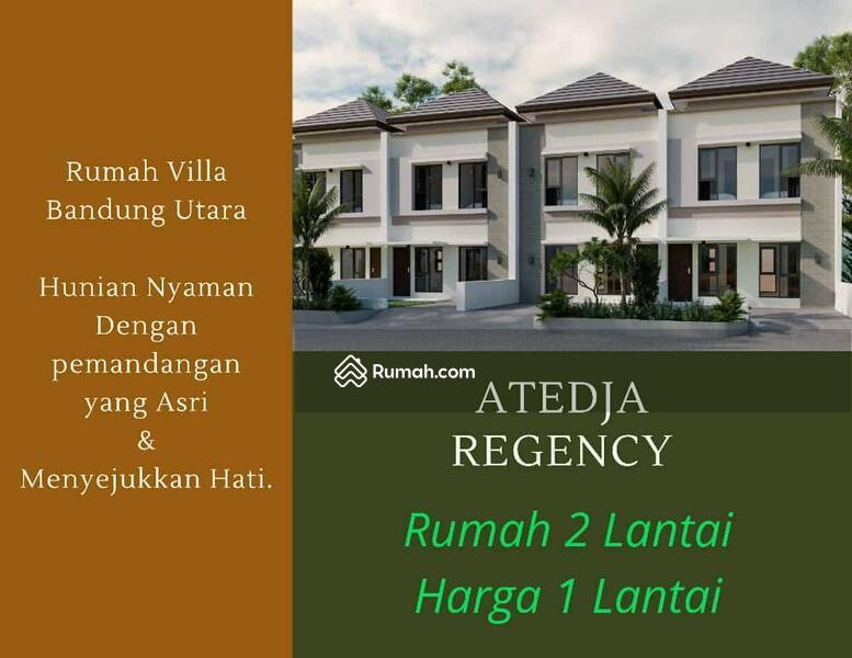 Rumah Impian 2 Lantai Di Cihanjuang #105223709