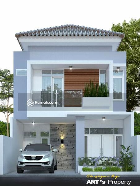 Rumah Baru 2 LT Minimalis dan Strategis di Jagakarsa Jakarta Selatan #105224391