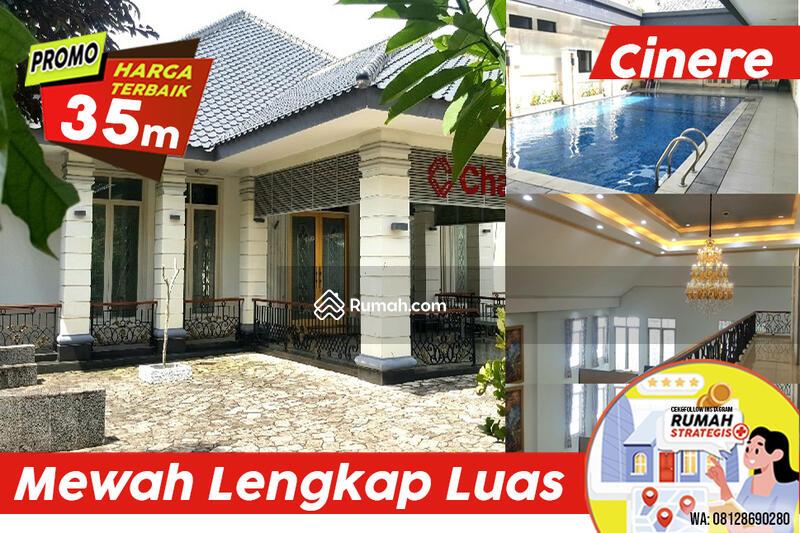 Rumah Luas Lengkap Ada Pool Cinere Jakarta #105224843