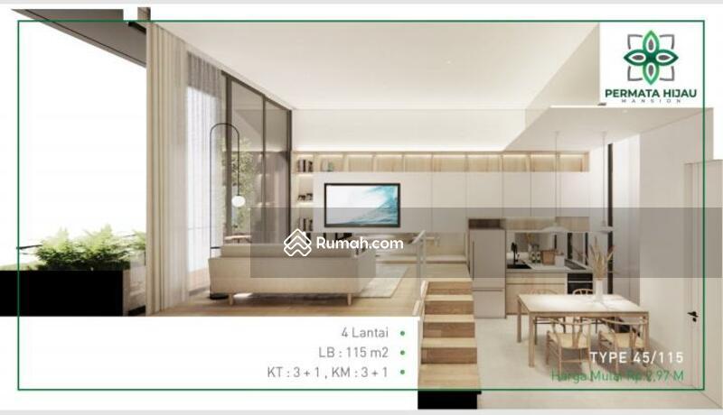 Rumah Baru 29 Unit di Permata Hijau Lokasi Strategis #105225511