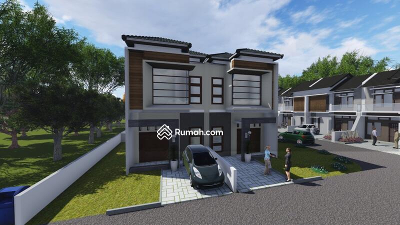 Rumah baru 2 lantai lokasi sangat asri tajurhalang #105226491