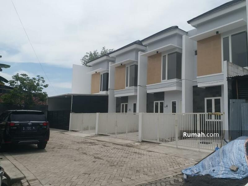 Rumah Baru 2 Lantai Lokasi Strategis di Wisma Kedung Asem #105228927