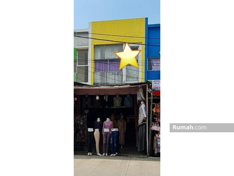 Dijual Ruko Candrabaga Pondok Ungu Permai #105229751