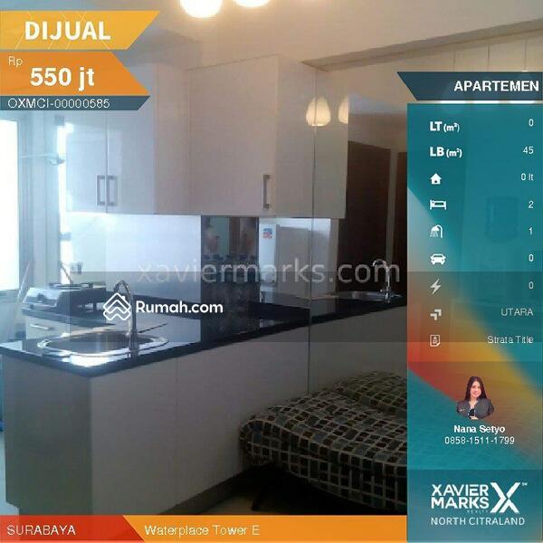 Apartemen Waterplace Tower E Pakuwon Indah #105231329