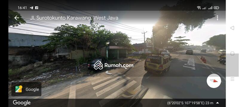 Lahan Potensial Depan Polres Karawang #105232643