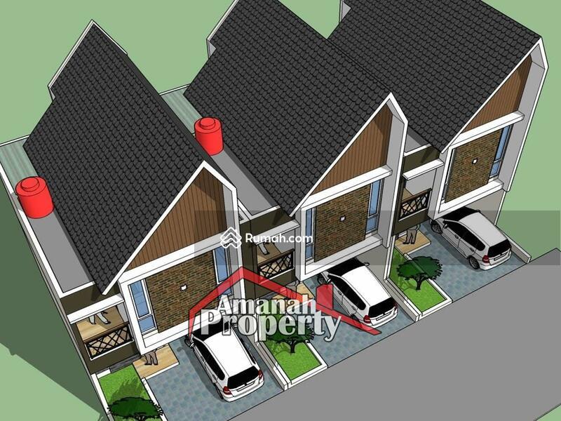Rumah Cluster Inden TERMURAH + FREE Biaya AJB & Notaris di Cibubur Ciracas Jakarta Timur #105236505
