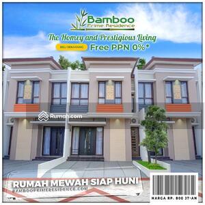 Dijual - Rumah Mewah Harga Minimalis di Selatan Bintaro Fasilitas Premium Clubhouse & Swimingpool