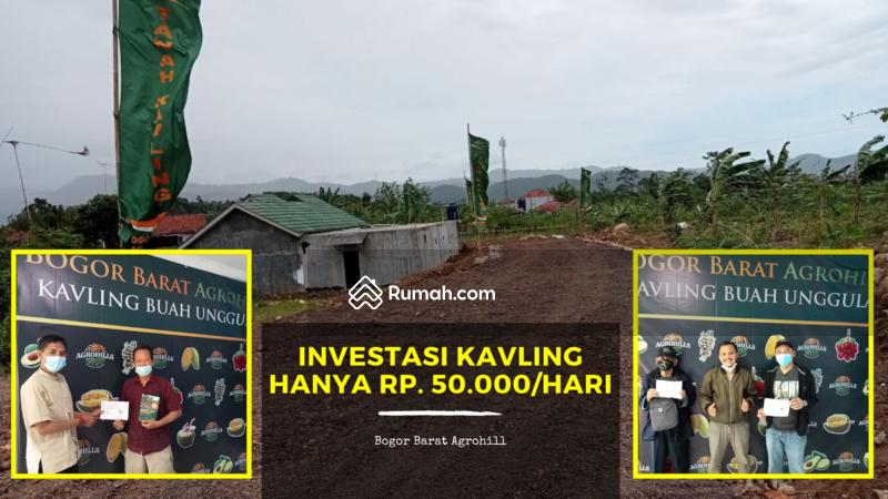 Yuk mulai investasi tanah kavling murah di bogor  cukup 50rb/hari #105256091