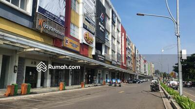 Dijual - Ruko Sipansa 4 Lantai Hadap Boulevard, Jaminan Sewa 3 tahun