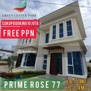 Dijual - Green Center Park - Prime Rose 77