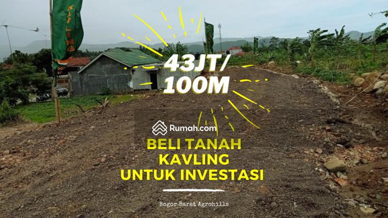 Tanah Kavling Murah  Bogor Barat Agrohills 50rb/hari anda sudah bisa investasi #105279171