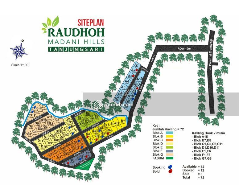 Tanah kavling murah bogor Gate Lgs Jl Raya Propinsi #105300857