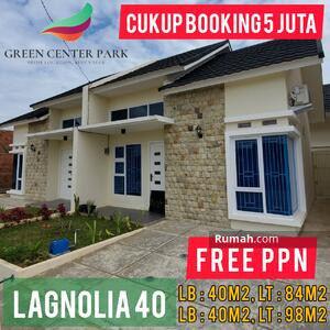 Dijual - Green Center Park - Lagnolia 40