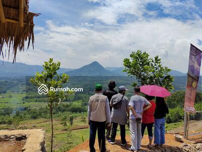 Dijual - Tanah Kavling View Gunung Di Bogor, Hanya 50 Jutaan