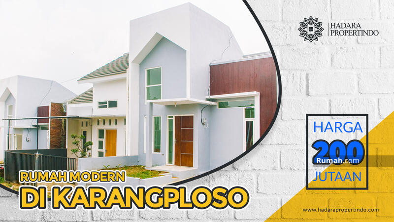 Rumah Karangploso Malang #105378053