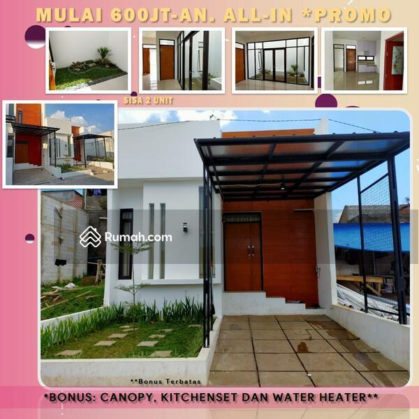 Hunian Modern Minimalis Promo Dan BONUS Berlimpah Strategis Bandung dan Cimahi #105388813