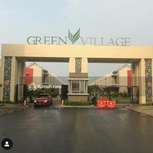 Dijual - Rumah Green Village