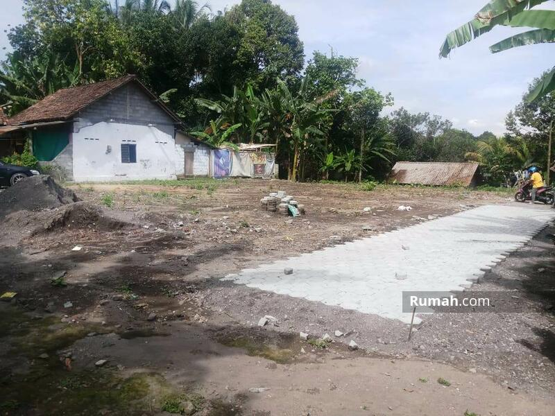 Dekat pemda Sleman, kapling tanah luas 155 m2, sertifikat siap ajb di Yogyakarta. #105416225