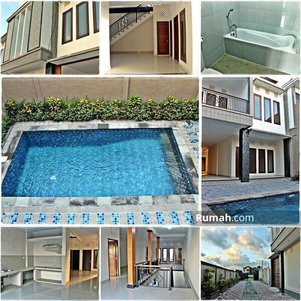 Disewakan Rumah Style Villa di Jl. Tukad Badung, Renon, Denpasar Selatan Lokasi Strategis #105422317