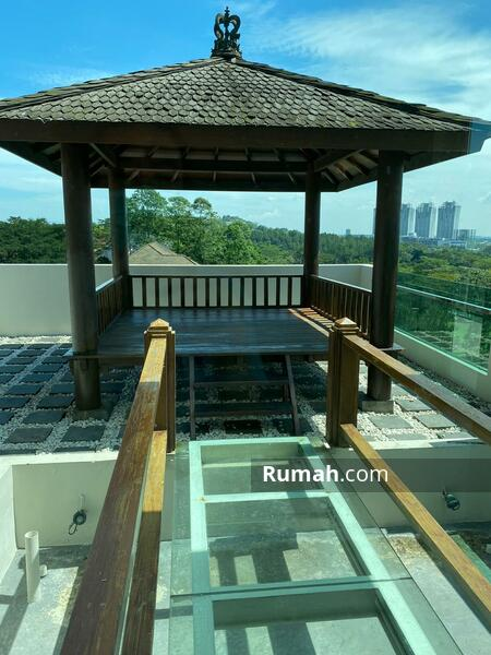 Dijual Rumah Di Sentul uk 2100m2 view lapangan golf 2lt at Bogor Jabar #105446105