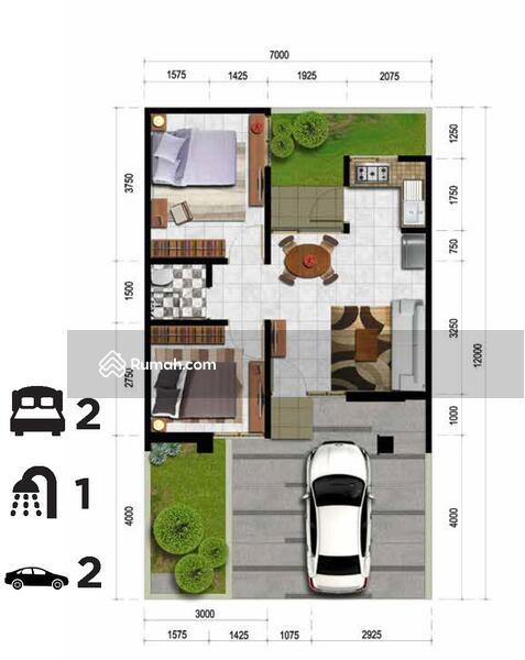 Citra Sentul Raya - Rumah Contoh Caroni #105447407