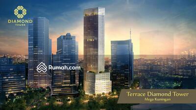 Dijual - Terrace Diamond Tower Mega Kuningan