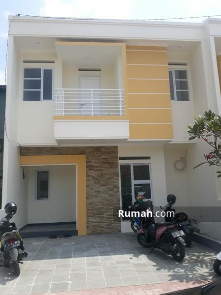 Rumah baru siap huni dalam cluster cantik cipinang #105484995