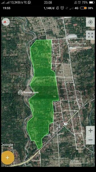 Dijual Tanah Komersil  Boyolali Semarang, Strategis #105527129