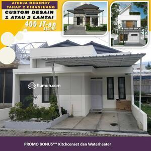 Dijual - Rumah MurahTahap 2 Harga All In Free Design Bonus Kitcen Set + Water Heater