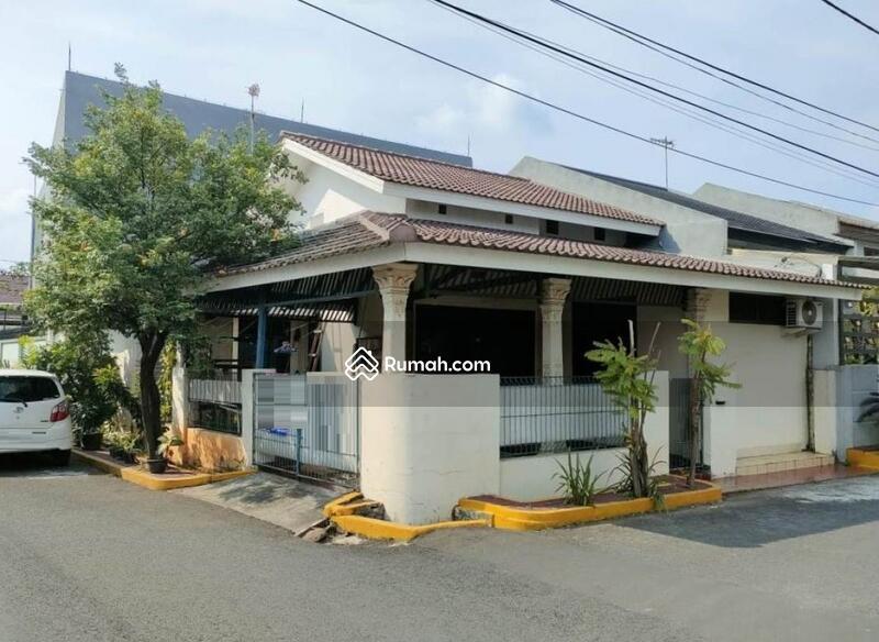 Rumah hoek siap huni luas 10x15 150m Type 3+1KT Pulogebang Permai Cakung Jakarta Timur #105548887