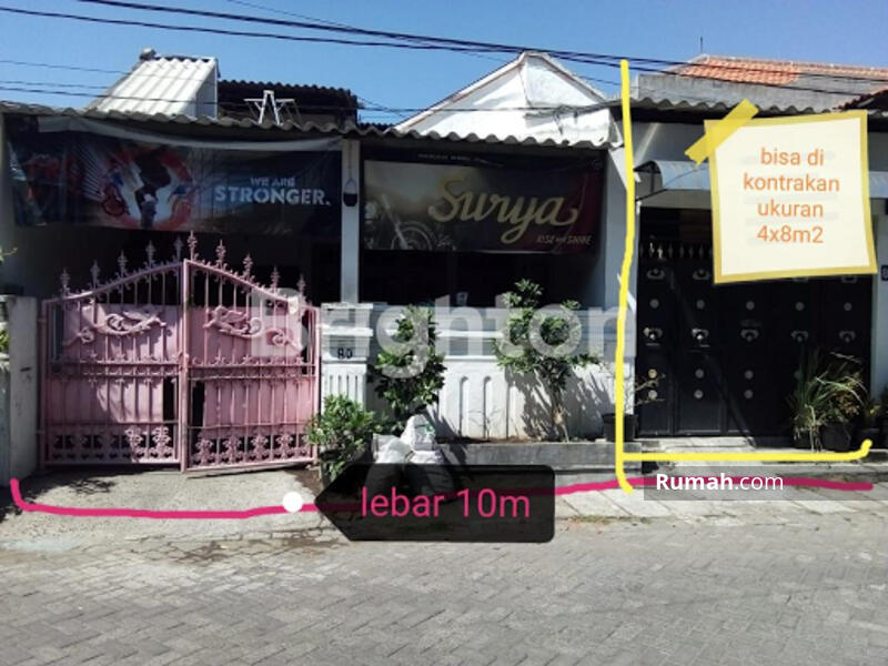 RUMAH + KOSAN DI SIMO SURABAYA #105599317