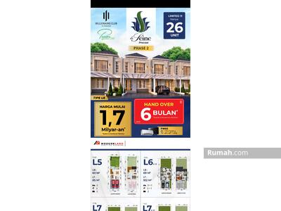 Dijual - Jakarta Garden City-Cluster La seine