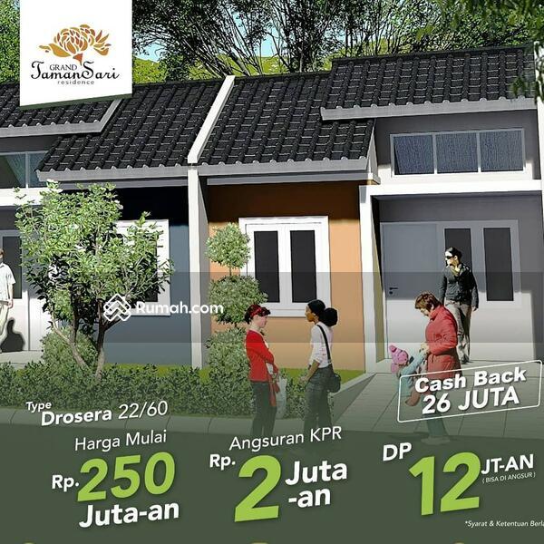 Rumah bebas banjir dekat kawasan industri cibitung #105609045