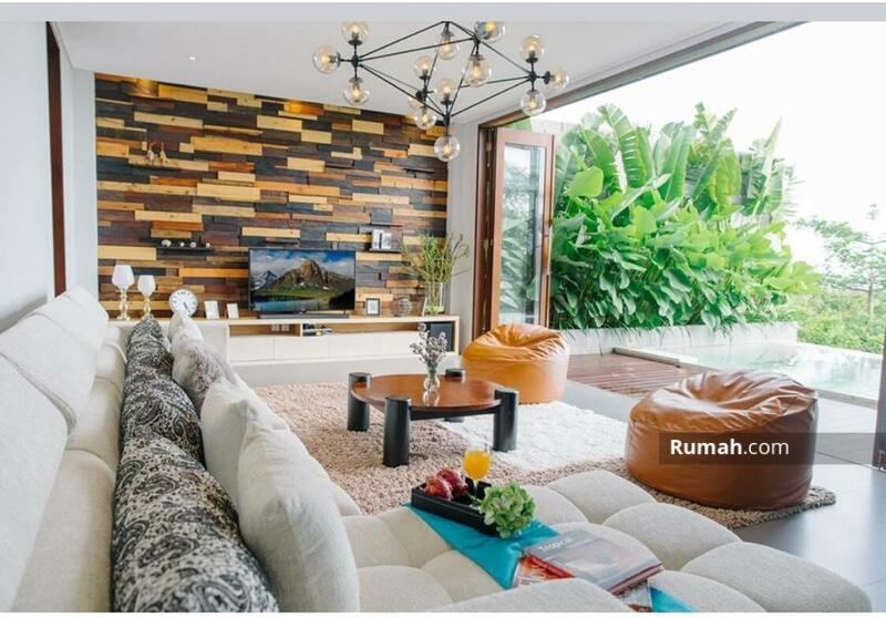 Gry 012- dijual villa mewah berlokasi di ungasan dengan view yang sangat menarik #105629539