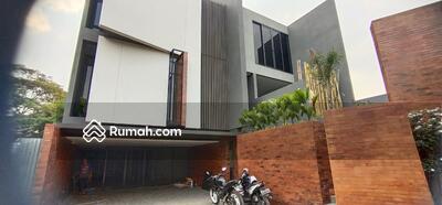 Dijual - Rumah Mewah 2. 5 Lantai Di Bintaro Smart Home System dan Private Pool