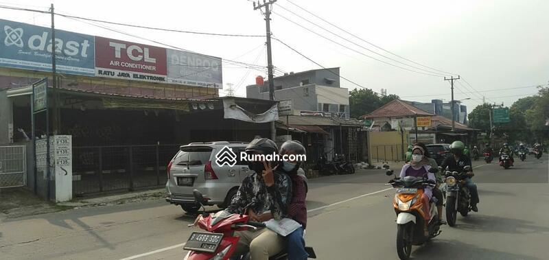 Rumah dan Ruang Usaha Murah Strategis di Jl. Raya Citayem Depok #105631693