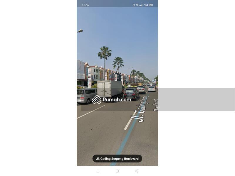 Ruko boulevard gading serpong #105647671